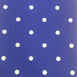 پارچه آيدين خالدار آبی کد 2207